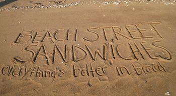 BeachStreetSand